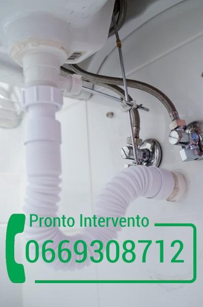 idraulico economico a Roma